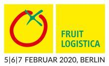 Logo der FRUIT LOGISTCA